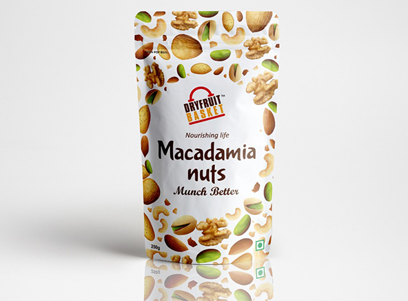 Macadamia Nuts - Healthy Nuts