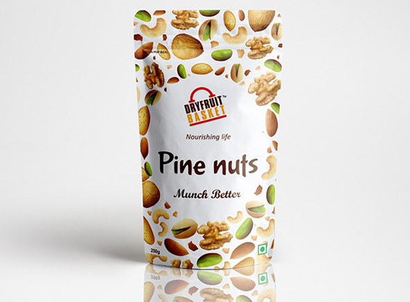 Pinenuts - Healthy Nuts