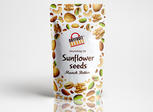 Sunflower Seeds - Healthy Nuts