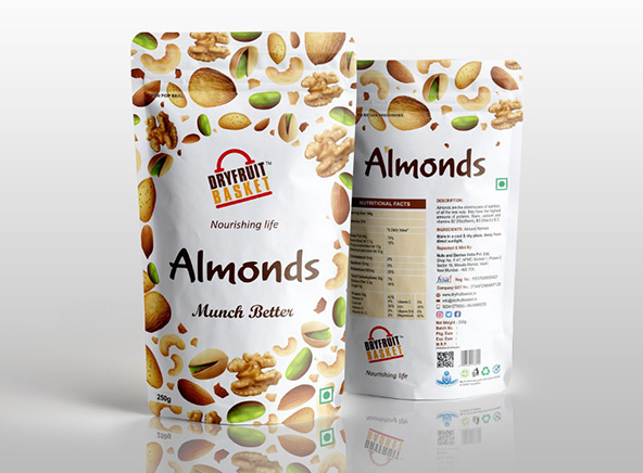 ALMOND (Regular) - Badam (Almonds)