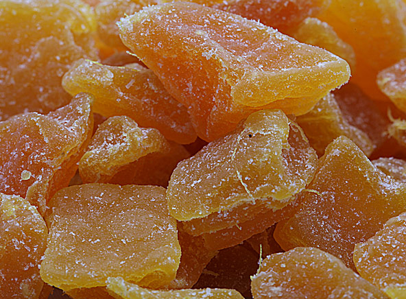 Dried Amla - Dried Fruits