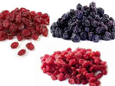 DRIED BERRY - Mix dryfruits