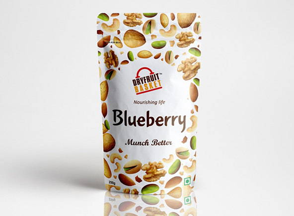 Blueberry - Healthy Nuts