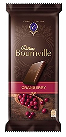 BOURNVILLE CRANBERRY - BOURNVILLE CHOCOLATE