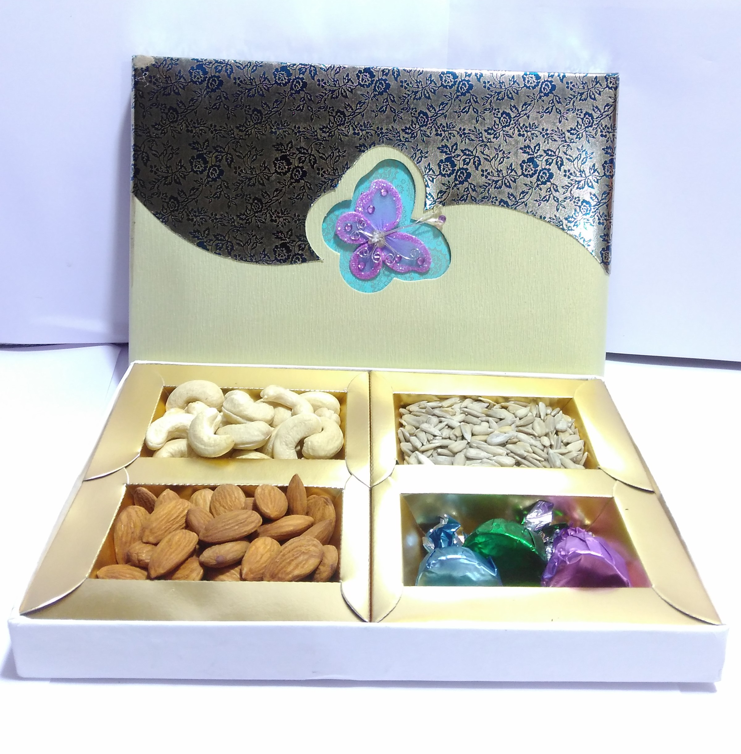 BUTTERFLY BOX - DIWALI GIFT BOX'S
