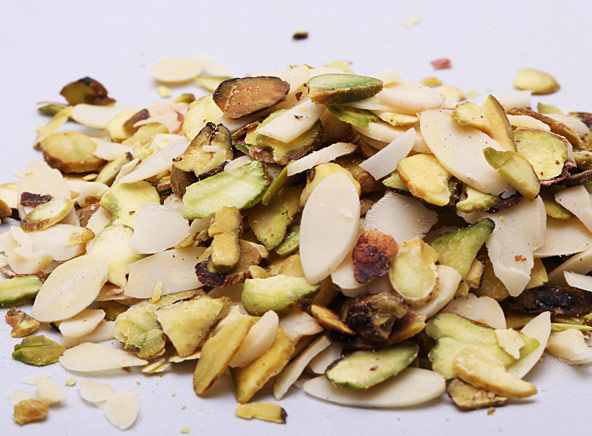 Mix Dry Fruit Flakes - Sprinkles