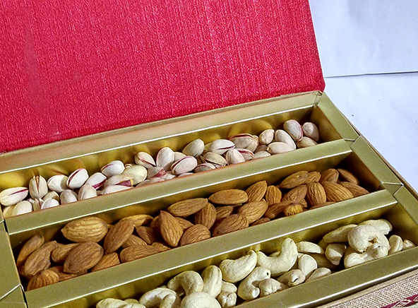 Chocobook Dry Fruits Box - DIWALI GIFT BOX'S