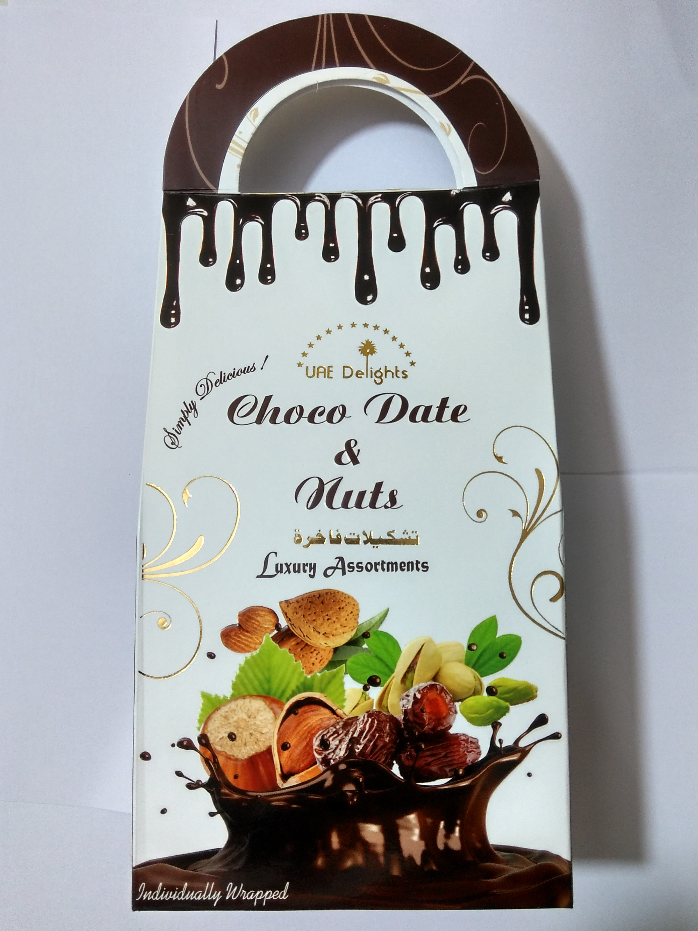 CHOCO DATES & NUTS - Dry Fruits