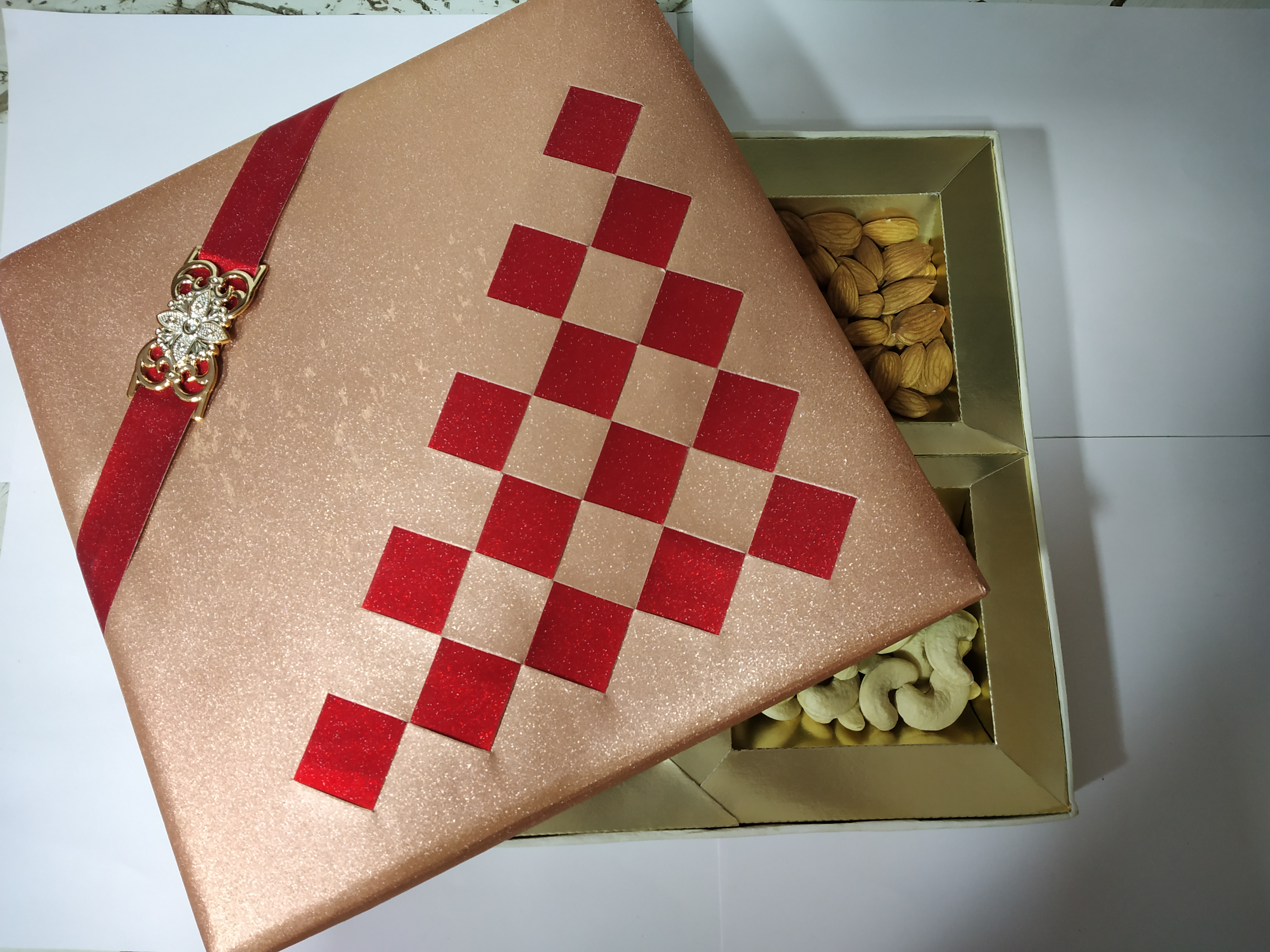 Fancy Dry Fruits Box - DIWALI GIFT BOX'S