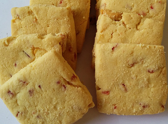 Fruit Biscuit - Dry Fruits