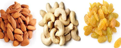 COMBO DRY FRUITS - COMBO