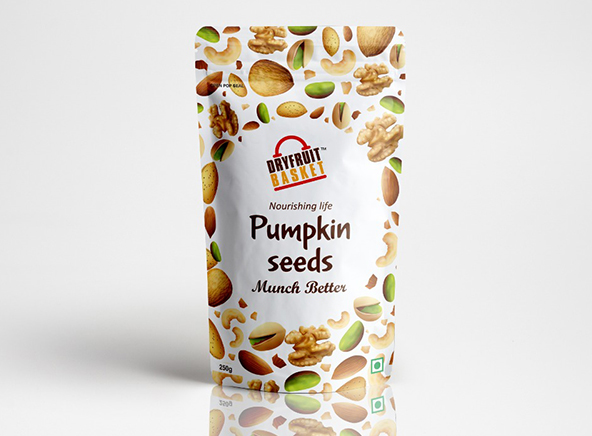 Pumpkin Seeds - Healthy Nuts