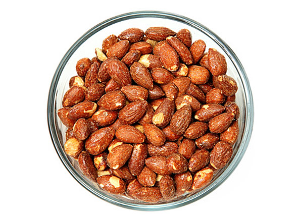 Roasted Almonds - Badam (Almonds)